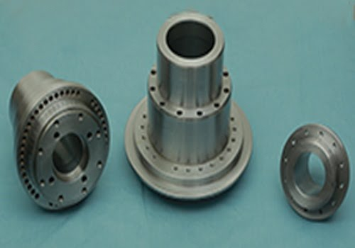 cnc machined components in india
