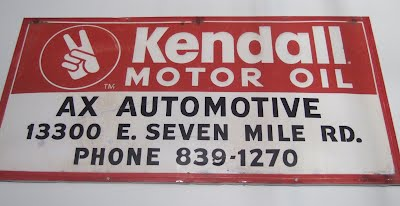Advertising & Signs - Mantiques from Romeo