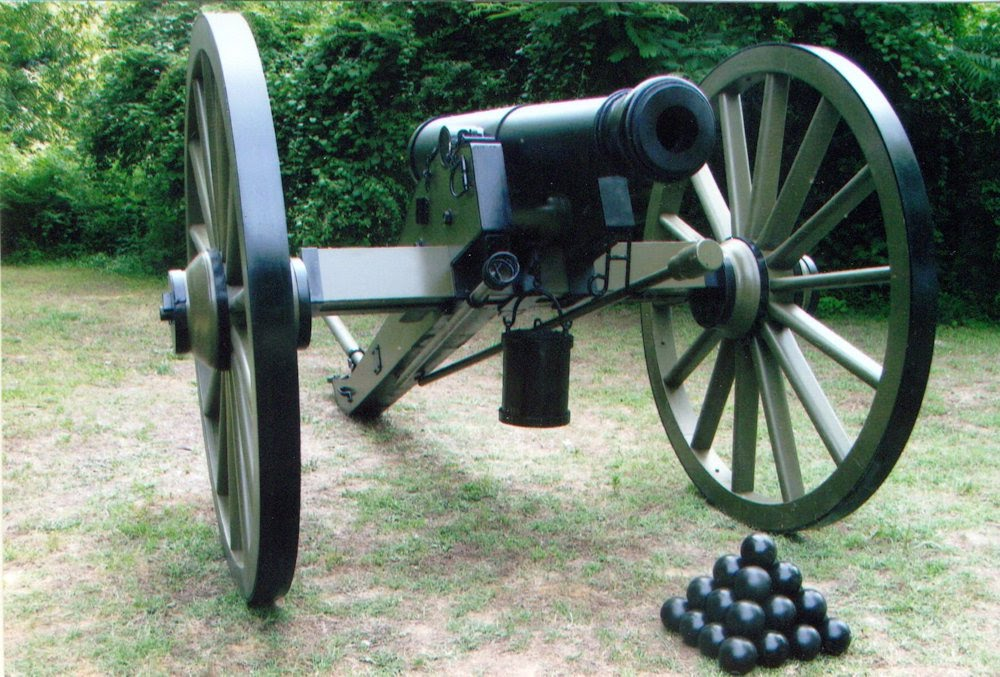 Weapons Used in the Revolutionary War - Manuel´s Revolutionary War ...
