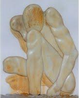 Narcissus rebirth 1998-2015 sculpture