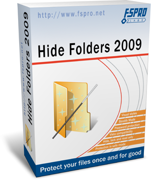 Menyembunyikan, Mengunci, Mempassword File dan Folder dengan Hide Folders 2009 3.9 Build 3.9.2.681 Full Version