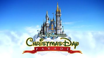 Christmas Day Parade.Christmas Day Parade Marcio Disney Entertainment Network
