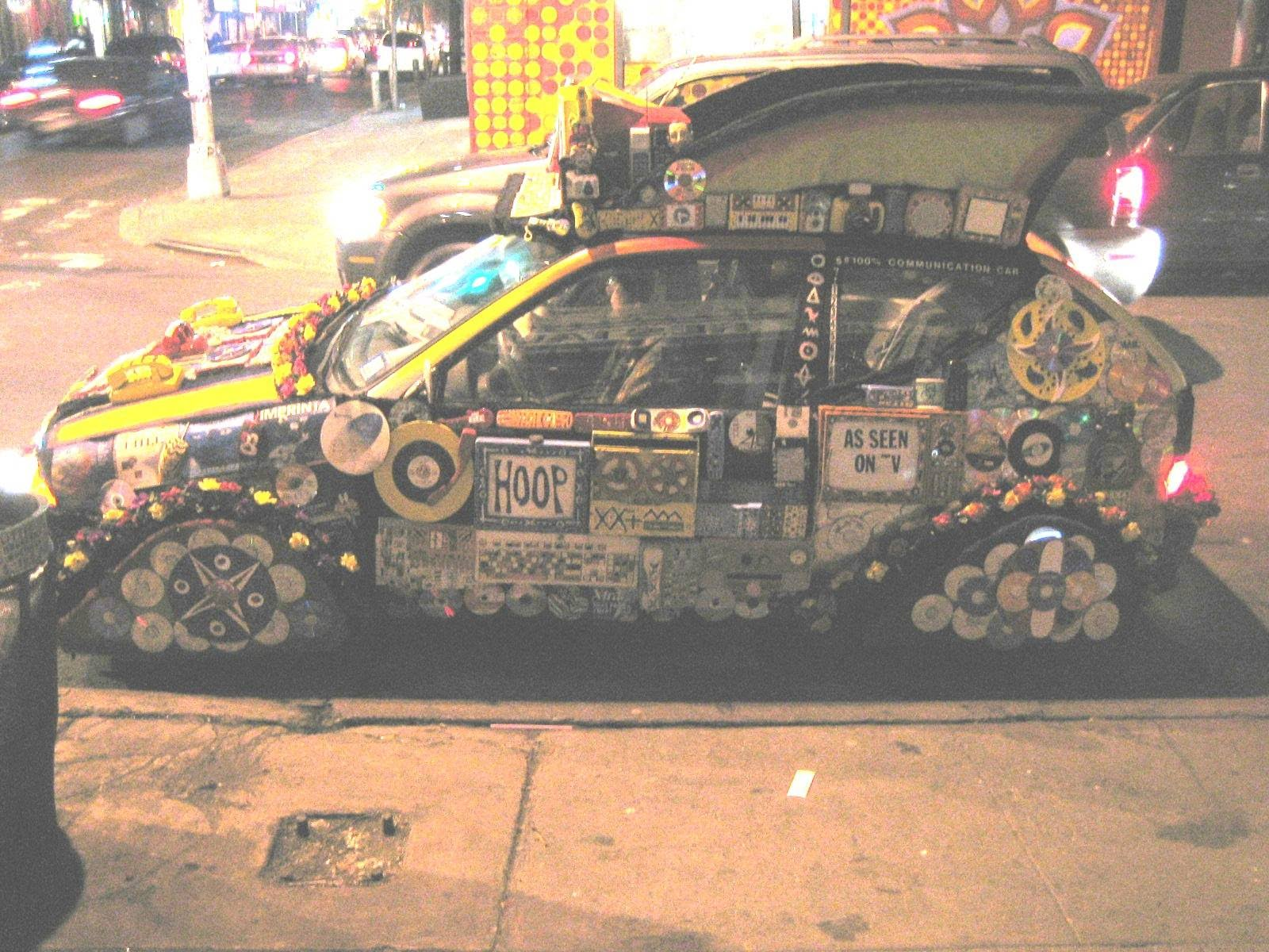 SoHo Freak car!
