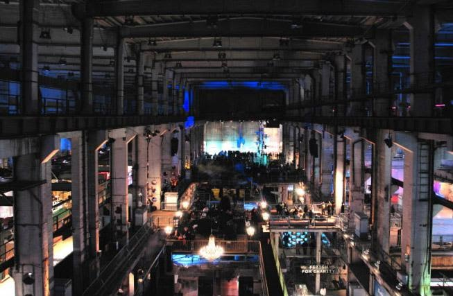 Amazing venue: Modem Berlin