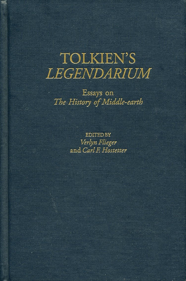 books marjorieburns tolkien s legendarium essays on the history of middle earth edited by verlyn flieger and carl f hostetter and published by greenwood press 2000