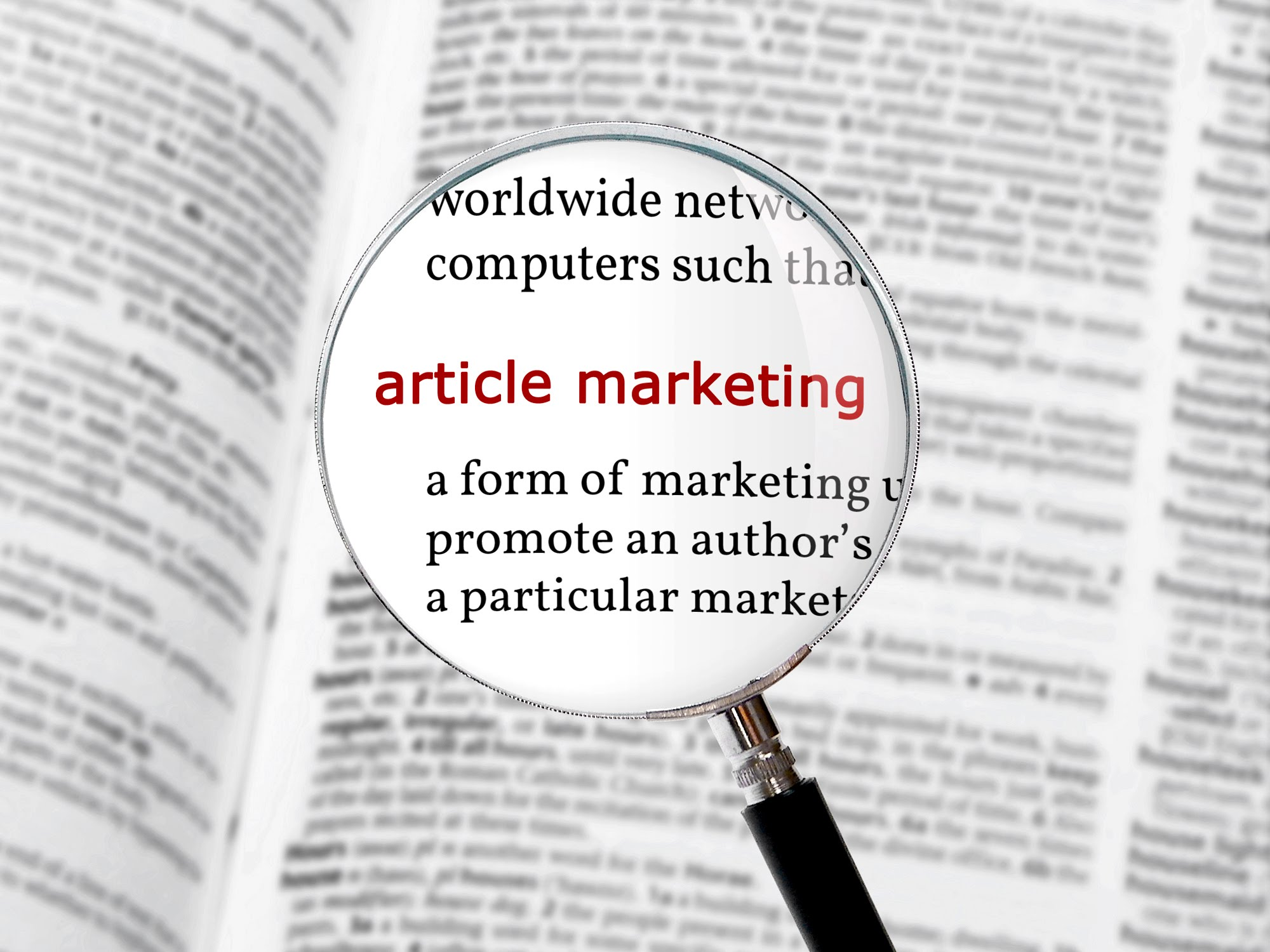 Never Fall Behind The Competition With These Article Marketing Tips