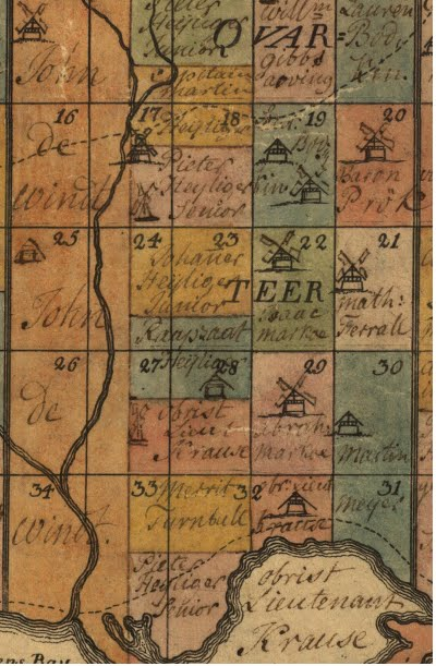kings quarter st croix per 1767 beck annotated map there are markoe plantations in other quarters but ive not included them