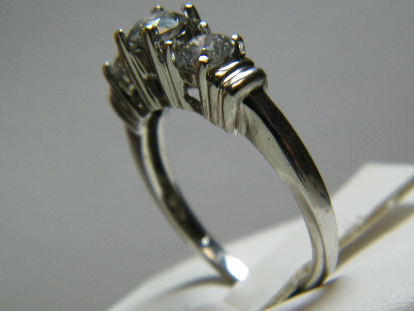 David Yurman Wedding Ring 42 New Please see the pictures