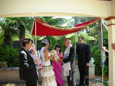 Interfaith, Multicultural and Jewish Civil Weddings