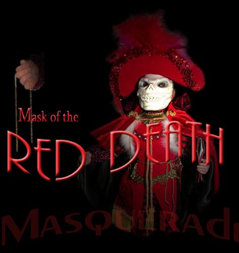 an analysis of the atmosphere in the masque of red death by edgar allan poe The masque of the red death is a short story written by edgar allan poe and published by graham's magazine in may 1842 the red death in the title is gruesome and virulent plague that is devastating a country it is like as used as the replacement for medieval europe's black death.