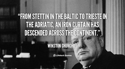 Watch And Listen To Winston Churchills Iron Curtain Speech By Clicking On The Following Link