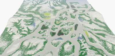 Icy Islands - Masticon's Cities Skylines