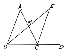 The exterior angle theorem mr nockles 39 math classroom - Which of the following are exterior angles ...