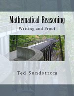 """Mathematical Reasoning: Writing and Proof"" icon"