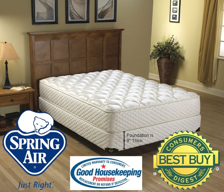 Spring Air Nature S Rest Mattresses
