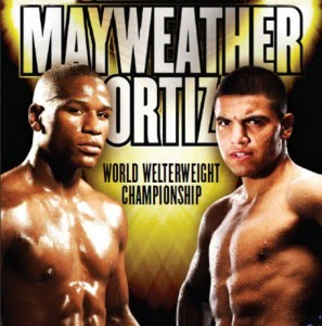 Watch Mayweather vs Ortiz Online