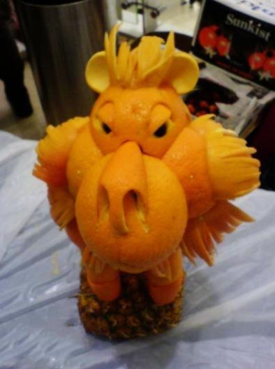فن البرتقال والليمون 487