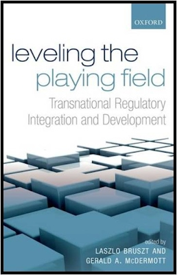 Book Cover: Leveling the Playing Field