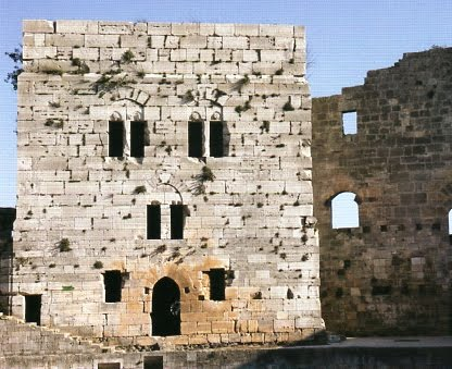 This Particular Tower In A Castle Is Where The Foot Soldiers Liived Men Slept On Mats Or Straw Matresses Many Medieval Soldiers Were Mercenaries