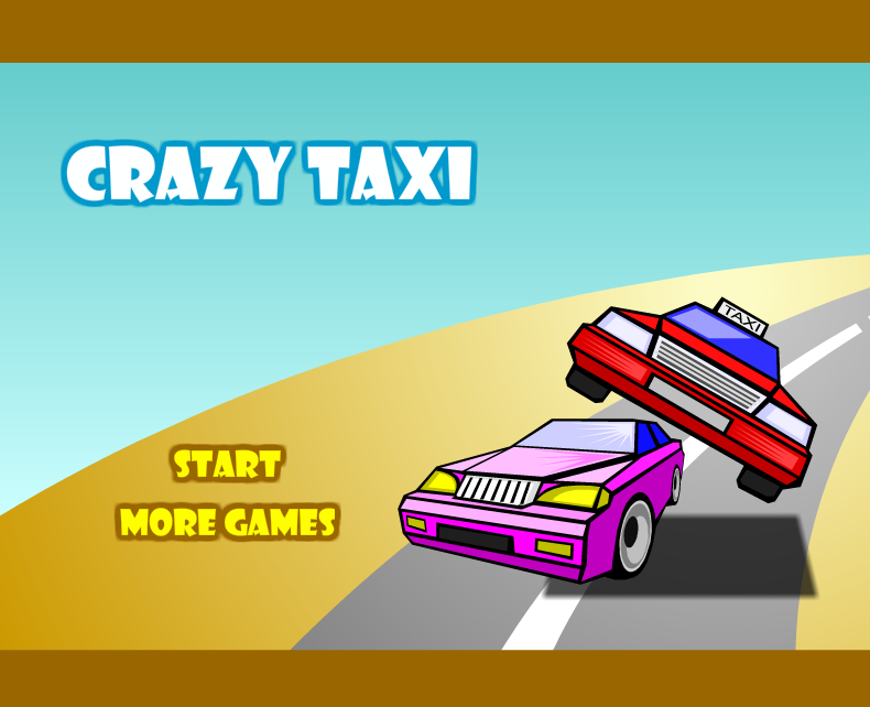Cool math com crazy taxi