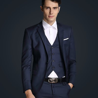 Slim fit suits for men - Best Custom tailors made suit for men in