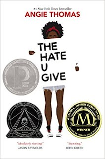 https://www.amazon.com/Hate-U-Give-Angie-Thomas/dp/0062498533