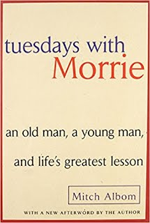 https://www.amazon.com/Tuesdays-Morrie-Greatest-Lesson-Anniversary/dp/076790592X/ref=sr_1_1?s=books&ie=UTF8&qid=1527264109&sr=1-1&keywords=tuesdays+with+morrie
