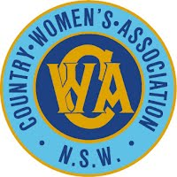 NSW CWA Badge