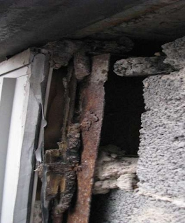 CAUSE AND EFFECT INVESTIGATIONS: FAÇADE DAMAGE CAUSED BY