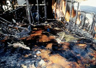Lack Of Science Is Behind Many False Arson Cause And