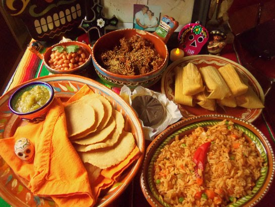 food and festivals mexican food