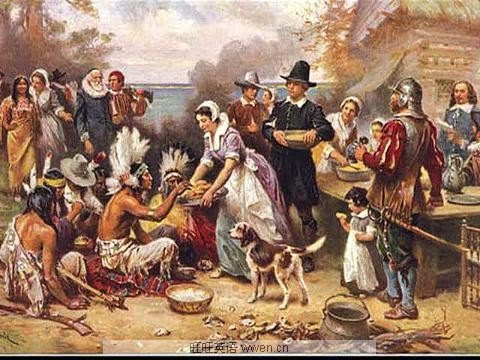 Native American Indians and European Settlers Relations Webquest