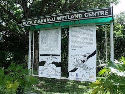 Image result for Kota Kinabalu Wetland Centre