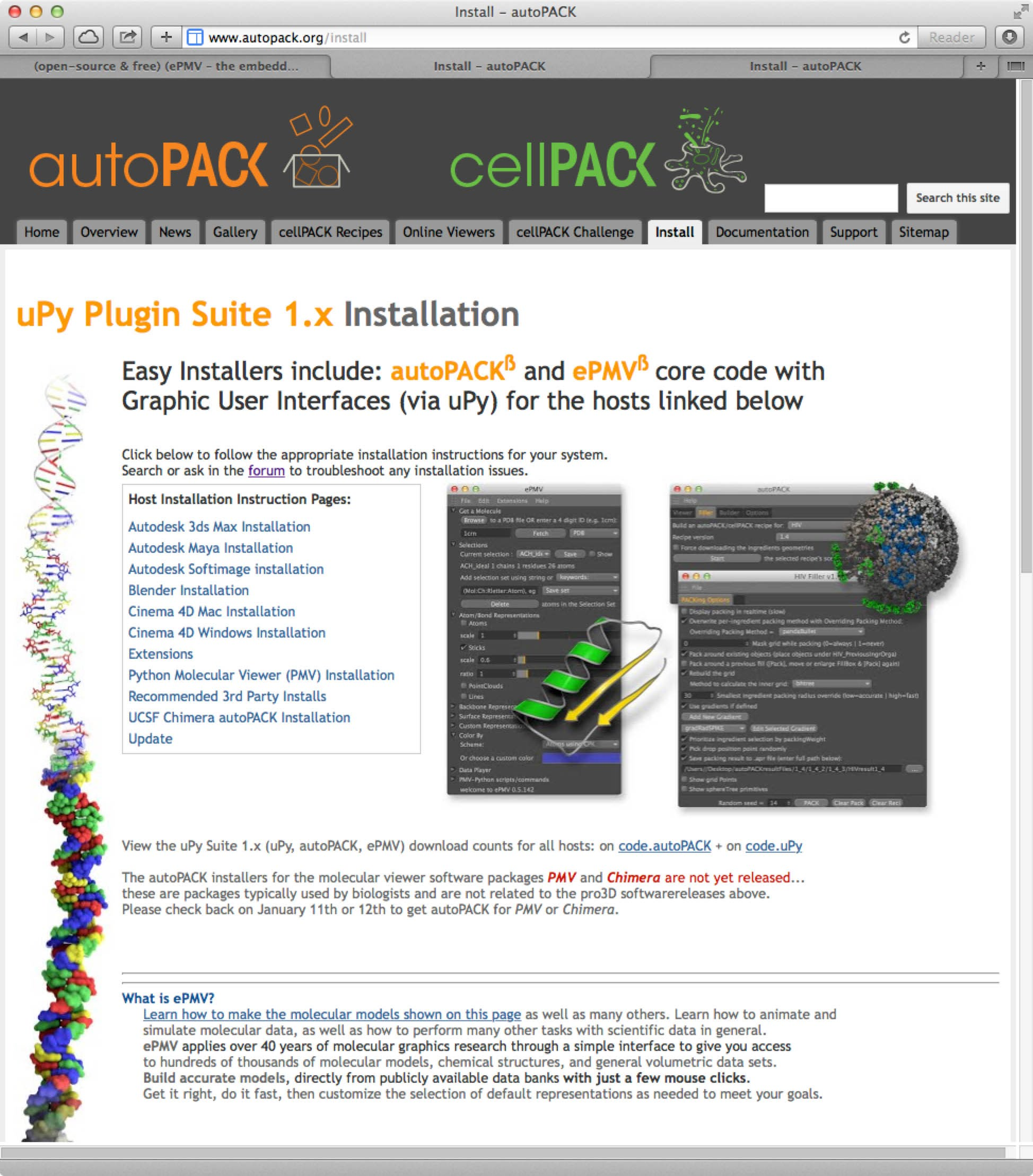 http://www.autopack.org/install