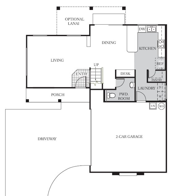 Specification Of My First House. Features