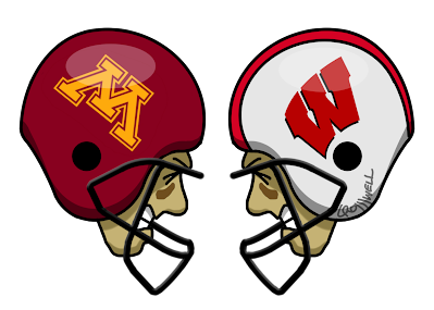 Minnesota Golden Gophers vs Wisconsin Badgers Classic ...