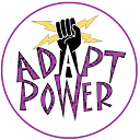 ADAPT Power with fist