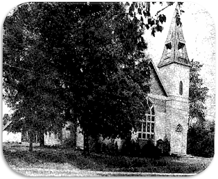 Mifflin Presbyterian Church - 1941