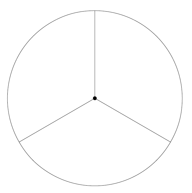 spinner with 3 equal sections miggy s grade 3 online classroom
