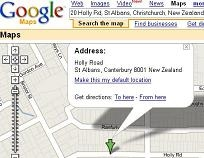 Maps Mania Google Maps Adds Address Search For Australia And New