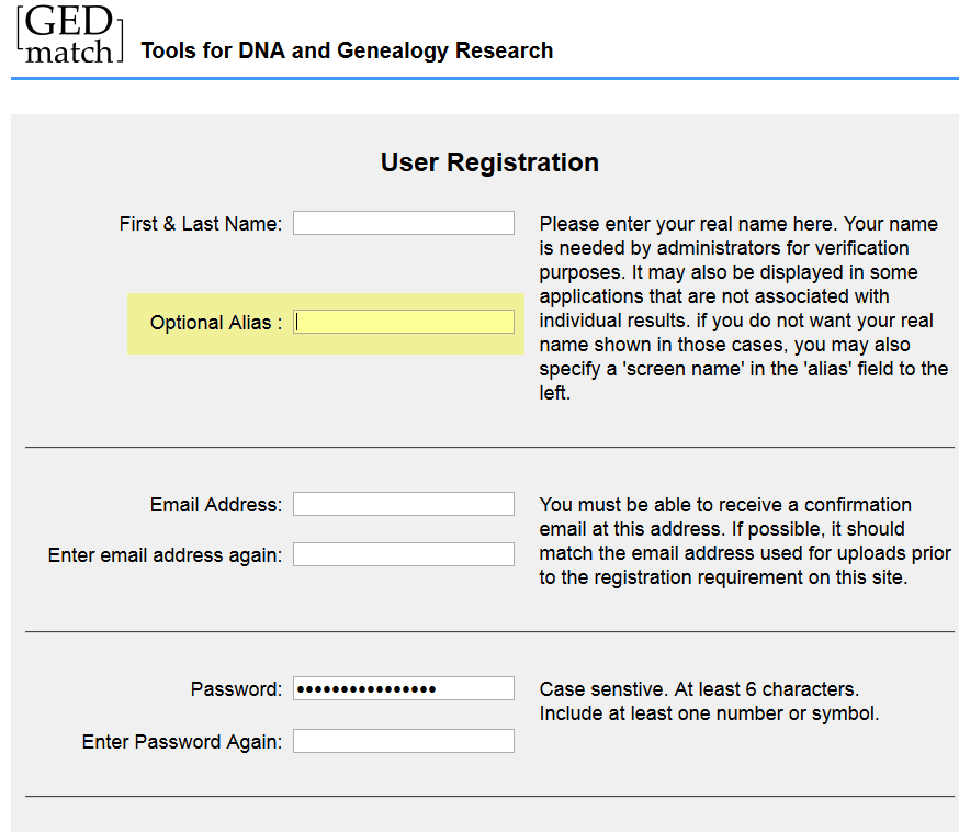 How to download DNA from 23 and upload to GEDmatch - Mike Rea