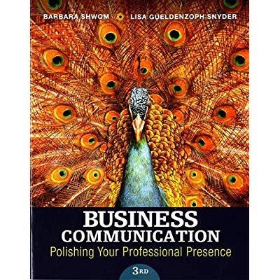Download business communication polishing your professional business communication polishing your professional presence 3rd edition ebook pdf fandeluxe Gallery