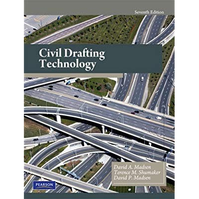Download Civil Drafting Technology (7th Edition) Ebook PDF