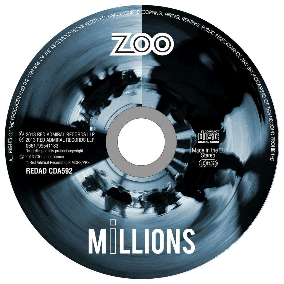 MiLLIONS by ZOO - disk