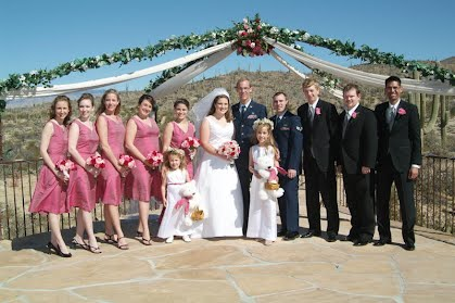 Military Wedding Pictures