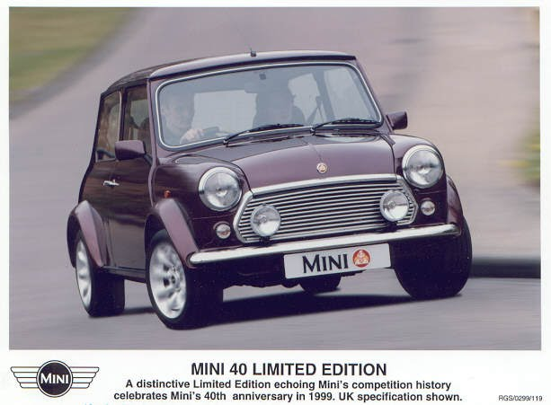 In July 1990 After The Previous Take Over By Rover Group A Special Products Mini Cooper Was Launched Followed Mainstream 1275