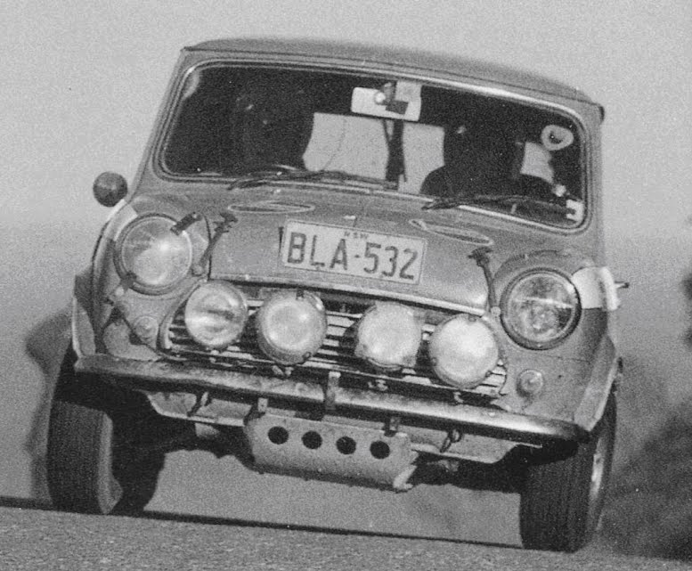 1971 Rally of New Zealand - clubmini New Zealand