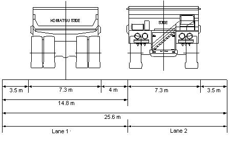 Haul Road Design Guidelines Mininginfo