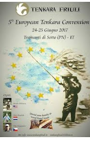 Poster of the 5th Annual European Tenkara Convention