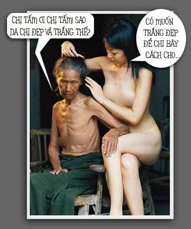 Tấm cám cực sốc. xem không cười không ăn đấm...! 001-Nude